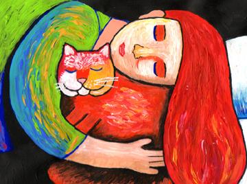 L'ANIMA MAVI' - Julia Gromskaya